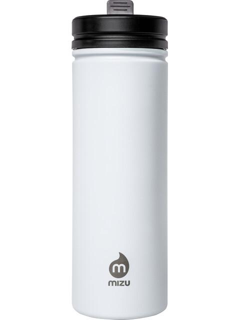 MIZU M9 - Recipientes para bebidas - with Straw Lid 900ml blanco